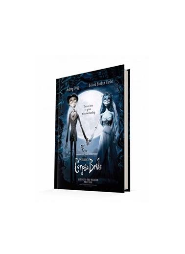 Deffter Deffter Film Afişleri Serisi Defter Çizgili Corpse Bride 64911-2 Renkli